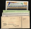 Miscellaneous:Other, Twenty-Two Paper Collectibles circa 1975-82. These are the ... (22 items)