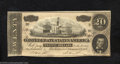 Confederate Notes:1864 Issues, 1864 $20 State Capitol at Nashville, TN; A.H. Stephens on ...