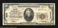 """Washington, DC - $20 1929 Ty. 1 The Riggs NB Ch. # 5046 Known as the """"Bank of the Presidents"""", Riggs' notes ar..."""