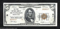 National Bank Notes:Pennsylvania, Huntingdon, PA - $5 1929 Ty. 2 The First NB Ch. # 31