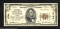 National Bank Notes:Virginia, Lynchburg, VA - $5 1929 Ty. 1 The Peoples NB Ch. # ...