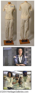 Autographs, Sigourney Weaver Outfit Worn in Alien (1979)