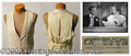 Autographs, Charles Boyer Period Vest Worn in All This And Heaven Too (1940)