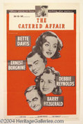 Autographs, Catered Affair Original 1956 1-Sheet Poster
