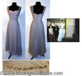 Autographs, Elizabeth Taylor Evening Gown from A Date with Judy