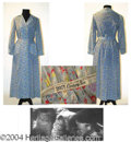 Autographs, Millie Perkins Dress Worn in Diary of Anne Frank (1959)