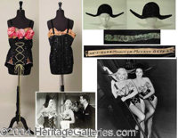 Jane Russell Showgirl Outfit Worn in Gentlemen Prefer Blondes (1953) - A marquee piece from one of the sexiest women of...