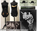 Autographs, Marilyn Monroe Showgirl Outfit Worn in Gentleman Prefer Blondes