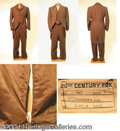 Autographs, George Sanders Screen Worn Suit from Hangover Square (1945)