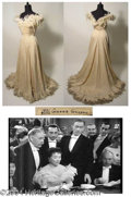 Autographs, Greer Garson Gorgeous Gown Worn in The Law And The Lady (1951)