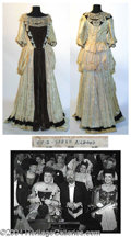 Autographs, Sara Allgood Worn Period Dress from The Lodger (1944)