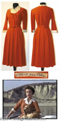 Autographs, Jean Peters Dress Worn in A Man Called Peter (1956)