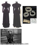 Autographs, Katharine Hepburn Screen Worn Outfit from Mary of Scotland