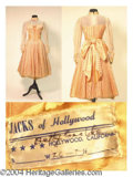 Autographs, Betty Grable Dress Worn in Meet Me After The Show