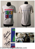 Autographs, Debbie Reynolds Shirt Worn in Mother (1997)