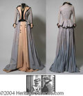Autographs, Anne Baxter Period Gown from A Royal Scandal (1945)