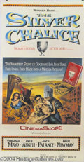 Autographs, The Silver Chalice (1954) Original 3-Sheet Poster