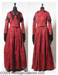 Autographs, Beulah Bondi Period Dress Worn in The Sisters (1938)