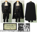 Autographs, Tyrone Power Period Costume Worn in Son of Fury (1942)