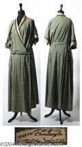 Autographs, Ethel Waters Dress Worn in The Sound & The Fury (1959)