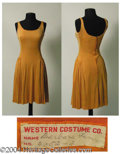 Autographs, Barbara Luna Stage Worn Dress from West Side Story