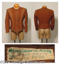 Autographs, Gene Kelly Tunic Worn in The Three Musketeers (1948)