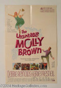 Autographs, Unsinkable Molly Brown Original 1-Sheet Poster