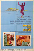 Autographs, Zorba The Greek 1965 Original One Sheet Poster