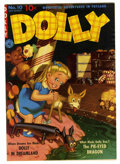 "Golden Age (1938-1955):Funny Animal, Dolly #10 Davis Crippen (""D"" Copy) pedigree (Ziff-Davis, 1951)Condition: VF...."