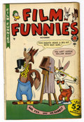 "Golden Age (1938-1955):Funny Animal, Film Funnies #1 Davis Crippen (""D"" Copy) pedigree (Marvel, 1949) Condition: VF-...."