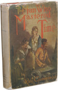 Books:First Editions, Ray Cummings: The Man Who Mastered Time. (Chicago: A. C. McClurg & Company, 1929), first edition, 351 pages, bound ...