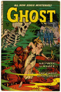 Golden Age (1938-1955):Horror, Ghost #10 and 11 Group (Fiction House, 1954).... (Total: 2)