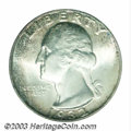 Washington Quarters: , 1932 25C MS66 PCGS. The first P-mint issue in this long-...