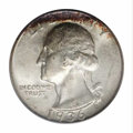 Washington Quarters: , 1936-S 25C MS67 PCGS. The 1936-S is a low-mintage ...