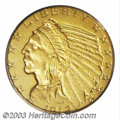 Proof Indian Half Eagles, 1912 $5 PR66 PCGS. This fresh coin is sure to elicit ...
