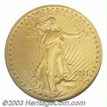 Proof Saint-Gaudens Double Eagles: , 1911 $20 PR67 NGC. Like the similarly dated and certified ...