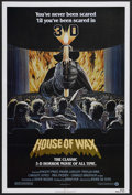 "Movie Posters:Horror, House of Wax (Warner Brothers, R-1981). One Sheet (27"" X 41""). Horror. Starring Vincent Price, Frank Lovejoy, Phyllis Kirk, ..."