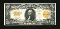 Large Size:Gold Certificates, Fr. 1187 $20 1922 Gold Certificate Very Fine. This brightly colored issue is a picture perfect example of the grade.. From...