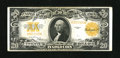 Large Size:Gold Certificates, Fr. 1187 $20 1922 Gold Certificate About New. This piece likely never circulated. It was probably a note in a pack of Golds ...