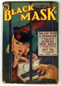 Pulps:Detective, Black Mask V24#2 (Fictioneers Inc., 1941) Condition: VG....