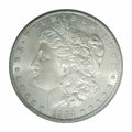 Additional Certified Coins: , 1884-S $1 Morgan Dollar MS63 Prooflike SEGS (MS61). MPD-...