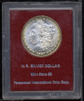 Additional Certified Coins: , 1887-O $1 Morgan Dollar MS65 Paramount (MS62). Beautiful ...