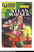 Golden Age (1938-1955):Classics Illustrated, Classics Illustrated #55 Silas Marner HRN 55 (Original) (Gilberton, 1949) Condition: VG+. Henry C. Kiefer cover art. Used in...