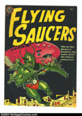 Golden Age (1938-1955):Science Fiction, Flying Saucers nn (Avon, 1952) Condition: Apparent VG. Wally Woodart. Tape on back cover; color touch on cover. Overstreet ...