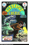 Bronze Age (1970-1979):Horror, Ghost Castle #1 (DC, 1975) Condition: NM. Nestor Redondo art.Overstreet 2003 NM 9.4 value = $25....