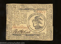 Colonial Notes:Continental Congress Issues, November 29, 1775, $3, Continental Congress Issue, CC-13, XF-...