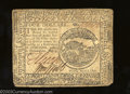Colonial Notes:Continental Congress Issues, May 9, 1776, $4, Continental Congress Issue, CC-34, VF-XF. ...