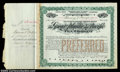 Stocks and Bonds:Certificates with Significant Autographs, George Huntington Hartford - Great Atlantic and Pacific Tea ...