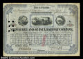 Stocks and Bonds:Certificates with Significant Autographs, Russell Sage - Milwaukee and St. Paul Railway Company (New ...