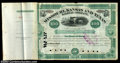 Stocks and Bonds:Certificates with Significant Autographs, Russell Sage - Missouri, Kansas and Texas Railway Company (...